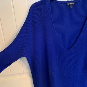 Express Sweaters - Express London deep v-neck sweater Medium